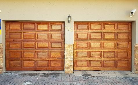 Garage door 20-Panel-Single-Door