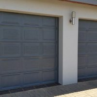 Garage Door Single Steel