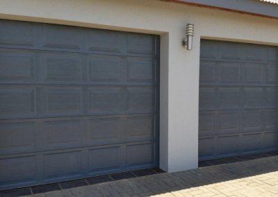 Garage Door Single Steel