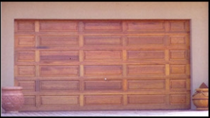 Garage door 8-double-tuscan-wooden-door