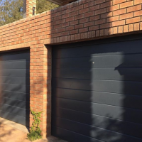 Garage Door Aluminium